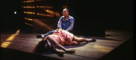 Of Mice and Men, Lighting Design for The Empty Space Theatre Company, Seattle